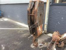 Equipamentos de obras 19mm 1 sheave equipamento grua gancho usado