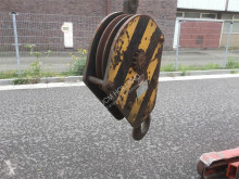 Equipamientos maquinaria OP 26mm 1 sheave 25t equipamiento grúa enganche usado