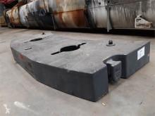 Vybavenie stavebného stroja príslušenstvo k žeriavu protizávažie 4200 counterweight 3.8 ton