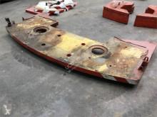 Vybavenie stavebného stroja príslušenstvo k žeriavu protizávažie Faun ATF 60-4 counterweight 1,1t base