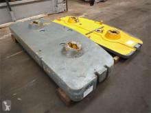 Vybavenie stavebného stroja príslušenstvo k žeriavu protizávažie Grove GMK 3050 Counterweight