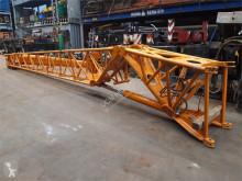 Equipamentos de obras Grove GMK 4100 swing away jib T185 equipamento grua mastros usado