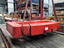 Equipamentos de obras Grove GMK 5100 Counterweight equipamento grua contrapeso usado