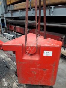 Equipamientos maquinaria OP equipamiento grúa contrapeso Grove GMK 5100 3.5 ton Counterweight