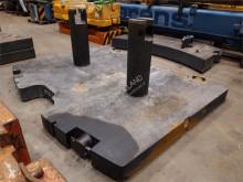 Equipamientos maquinaria OP Grove GMK 5220 11 ton counterweight equipamiento grúa contrapeso usado