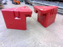 Equipamientos maquinaria OP Grove GMK 5130-1/2 counterweight 5.8 ton equipamiento grúa contrapeso usado