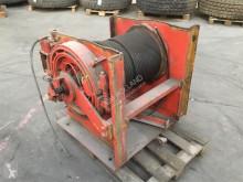 Material de obra Winch NK 350 cabestrante usado