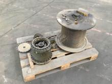 Material de obra Grove Winch GMK 3050 cabestrante usado