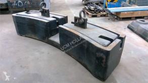 Equipamientos maquinaria OP Krupp Counterweight 70 GMT equipamiento grúa contrapeso usado