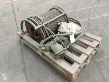 Material de obra Krupp 70 GMT/AT winch cabestrante usado