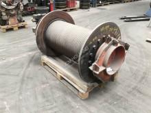 Material de obra Krupp Whinch KMK 8350 cabestrante usado