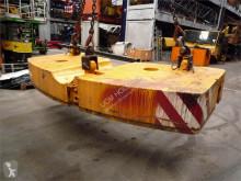Vybavenie stavebného stroja príslušenstvo k žeriavu protizávažie Krupp KMK 5110 counterweight 5.8 ton
