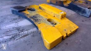 Vybavenie stavebného stroja príslušenstvo k žeriavu protizávažie Liebherr Counterweight LTM 1100-5.2 5.0 ton