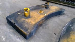 利勃海尔 Counterweight LTM 1100-5.2 6.5 ton 平衡锤 二手