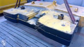 Equipamientos maquinaria OP Liebherr Counterweight LTM 1060-2 2.7 ton equipamiento grúa contrapeso usado