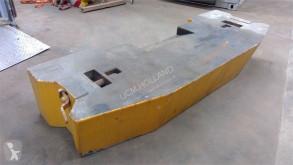 Vybavenie stavebného stroja príslušenstvo k žeriavu protizávažie Liebherr Counterweight LTM 1060 ballast