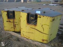 Liebherr Counterweight LTM 1160-2 7.5 ton contrepoids occasion
