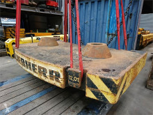 Equipamentos de obras Liebherr Counterweight LTM 1160-2 12 ton equipamento grua contrapeso usado