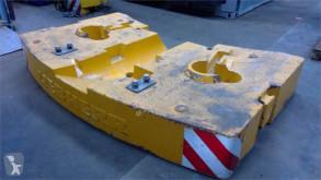 平衡锤 利勃海尔 Counterweight LTM 1130-5.1 9.9 ton
