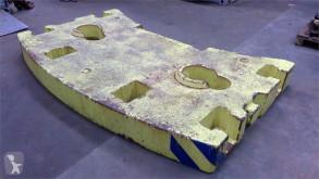 Equipamentos de obras Liebherr Counterweight LTM 1130-5.1 6.7 ton equipamento grua contrapeso usado