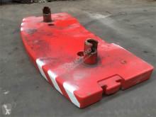 Liebherr LTM 1060-2 counterweight 3 t contrapeso usado