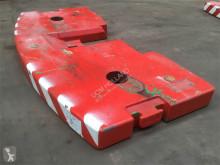 Liebherr LTM 1060-2 counterweight 2,7 t przeciwwaga używany