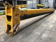 Equipamientos maquinaria OP Liebherr LTM 1100-2 head section equipamiento grúa mástiles usado