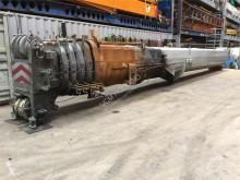 Equipamientos maquinaria OP Liebherr LTM 1250-6.1 Boom equipamiento grúa mástiles usado
