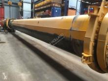 Equipamientos maquinaria OP Liebherr LTM 1400 7.1 tele 2 equipamiento grúa mástiles usado