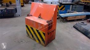 Equipamientos maquinaria OP SK 598 at 5 ballast rechts equipamiento grúa enganche usado