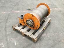 Material de obra Winch Spierings SK 488 cabestrante usado