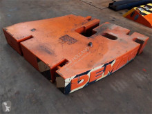 Contrepoids Terex Demag AC 205 1.9 ton counterweight