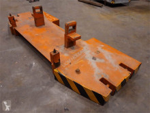 Terex Demag AC 155 counterweight 1.9 ton contrepoids occasion