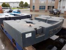 Terex explorer 5500 11 ton counterweight contrepoids occasion
