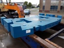 Terex explorer 5800 10.5 ton counterweight przeciwwaga używany