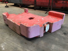 平衡锤 特雷克斯 Demag Counterweight 10 ton left