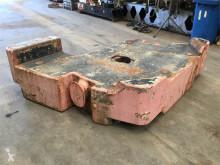 Terex Demag Counterweight 10 ton right contrapeso usado