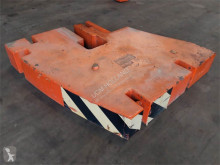 Terex Demag AC 205 2.1 ton counterweight przeciwwaga używany