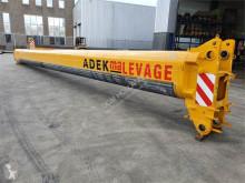 Equipamentos de obras Terex Demag Demag AC 300-1 telesection 6 equipamento grua mastros usado