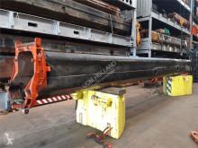 Equipamientos maquinaria OP equipamiento grúa mástiles Terex Demag Demag AC 205 tele 3 inner case