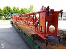 Equipamentos de obras Terex Demag Demag AC 205 jib equipamento grua mastros usado