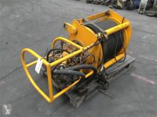 Material de obra Terex Demag Winch Demag AC 60 cabestrante usado
