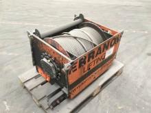 Stavebný stroj Terex Demag Winch Demag AC 50/155 navijak ojazdený