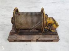 Material de obra Terex Demag Winch Demag AC 50 cabestrante usado