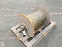 Stavebný stroj Terex Demag Winch Demag AC 155 navijak ojazdený