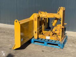 Equipamientos maquinaria OP Cuchilla / hoja Caterpillar FRONT BLADE + LIFT 12H / 120M / 120H / 140G / 140H
