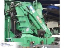 Zariadenie nákladného vozidla prídavný žeriav HMF 2820 K3 + Rotator