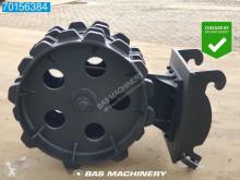 VW7 CW40 VERDICHTINGSWIEL - HEBACO -1000 KG sprzęt do robót drogowych używany