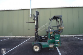 Pallet fork lorry mounted forklift used