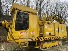 Hausherr drilling vehicle drilling, harvesting, trenching equipment HBM80-1